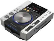 Two Pioneer CDJ-200 Professional CD Decks