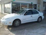 2004 Pontiac Sunfire 4 door