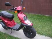 2001 Yamaha BWS Scooter
