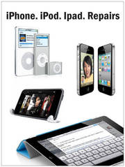 iPhone. iPod. iPad Repairs/Services
