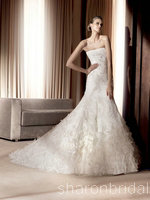 How Much Does The  Pronovias Alfaro $379.00