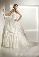 How Much Does The Pronovias Micenas dress