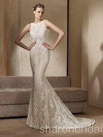 How Much Does The Pronovias Tapiz dress