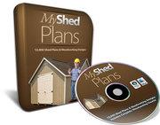 Shed Plans - Download 12, 000 DIY Shed Plans & Woodworking Patterns